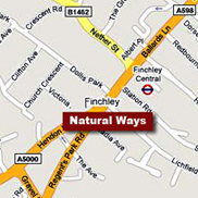 london finchley central high barnet baker street massage acupuncture therapy treatment